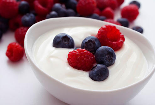 MAY GFMS blog - yogurt and berries