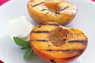 May GFMS blog Grilled Peaches