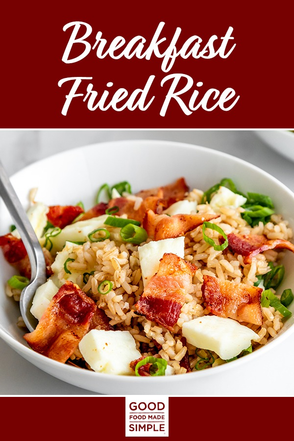 Breakfast Fried Rice